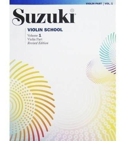 método suzuki violino school volume 1