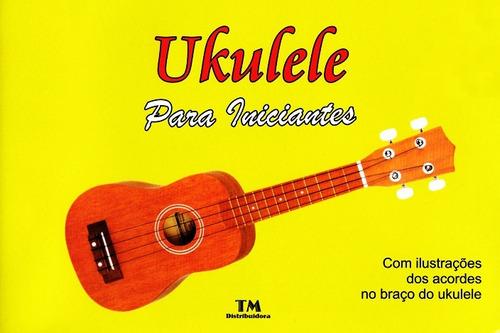 método ukulele  para iniciantes tadeu moura - nfe