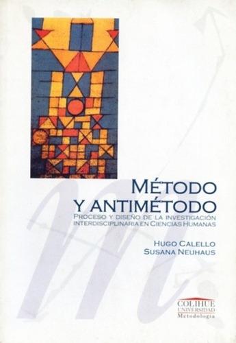 método y antimétodo - neuhaus - calello