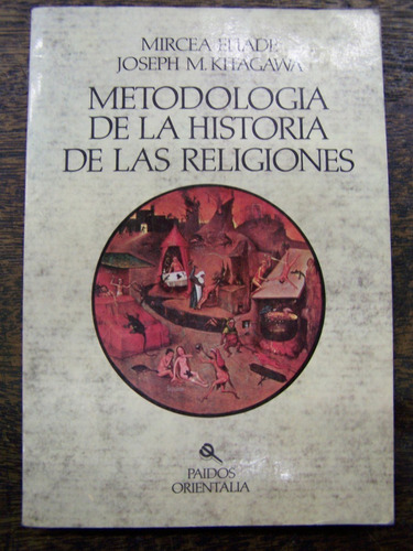 metodologia de la historia de las religiones * paidos *