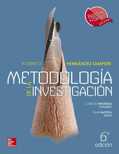 metodología de la investigación 6ta hernandez sampieri 2014