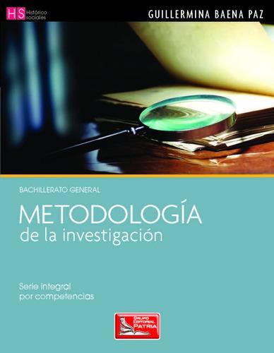 metodología de la investigación baena 2014 pdf