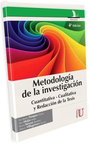 metodología de la investigación cuantitativa cualitativa y..