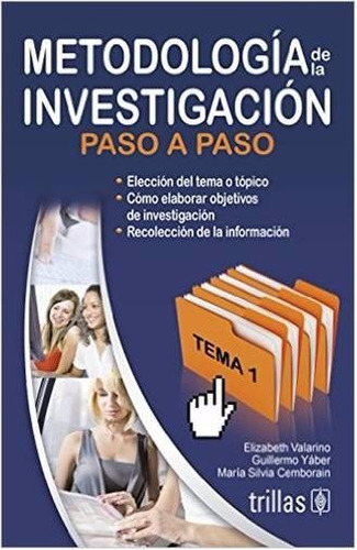 metodología de la investigacion paso a paso valarino 2015
