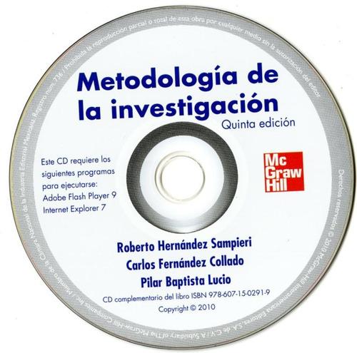 metodología de la investigación,  roberto sampieri [pdf]