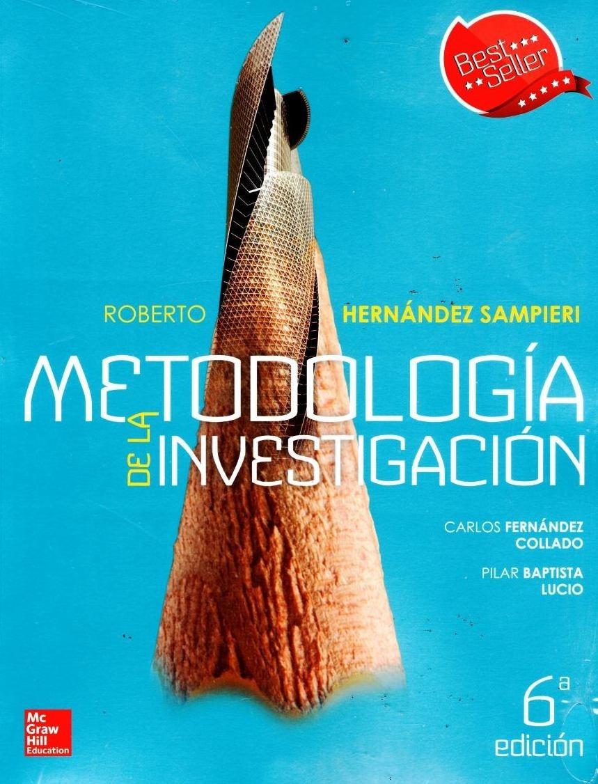 Metodologia Dela Investigacion Sampieri 4ta Edicion Pdf