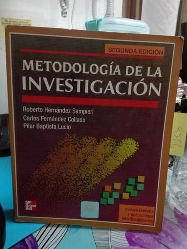 metodología de la investigación // sampieri c1