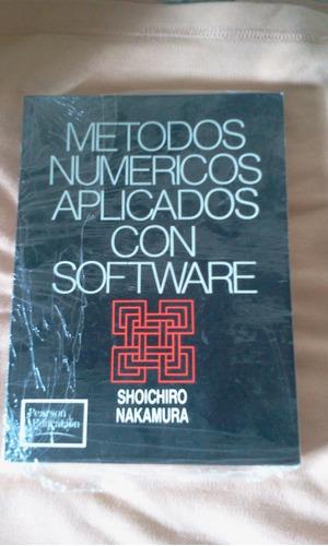 metodos numericos  aplicad con software de nakamura pearson