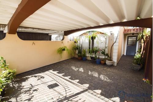 metrô saúde - sobrado com 3 dormitórios - 2 vagas de garagem - ja19570