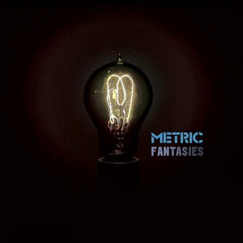 metric - fantasies cd ed. australiana impecable estado!
