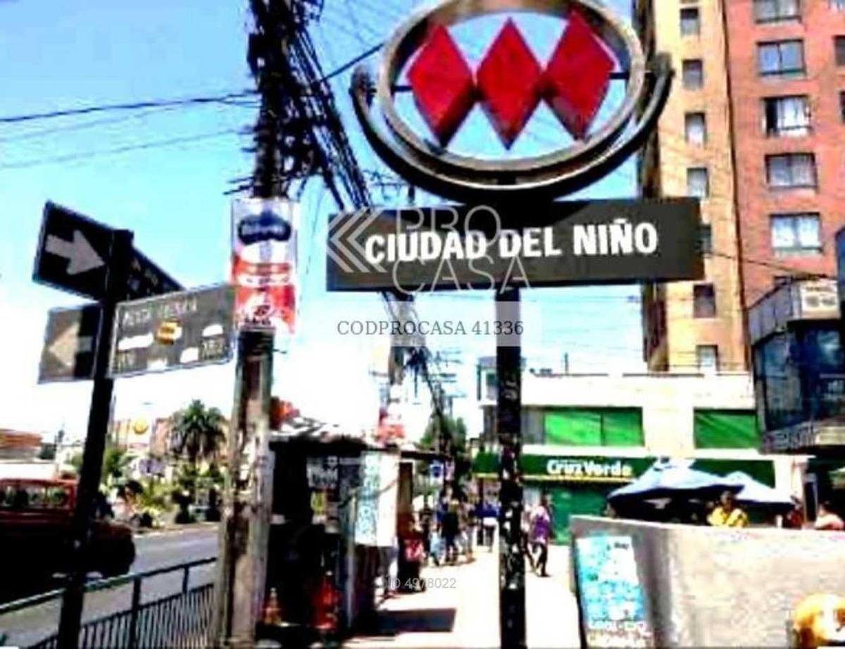 metro ciudad del niño / segunda transversa