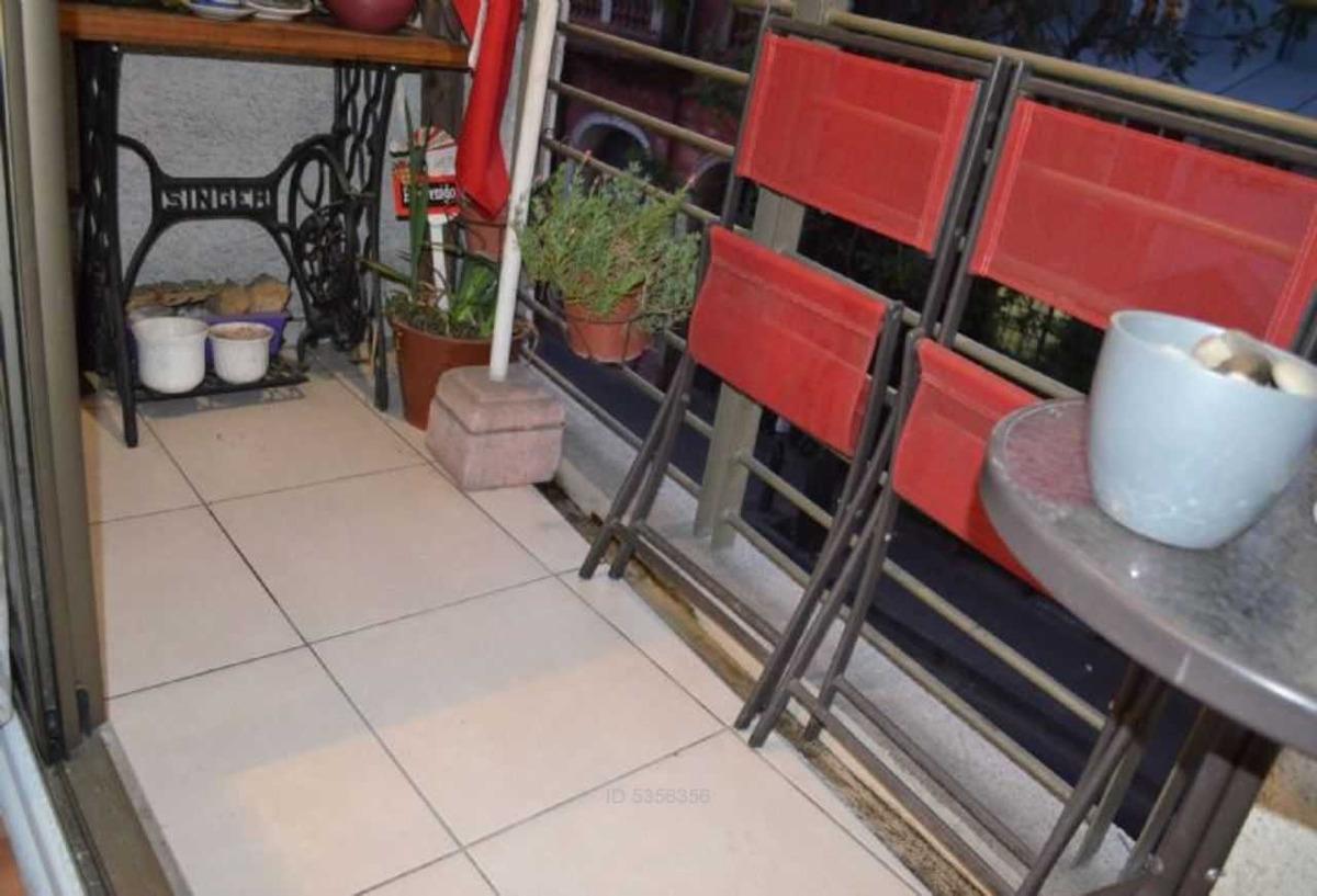 metro cumming con terraza y bodega