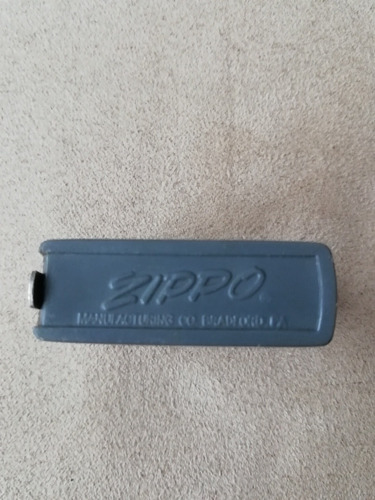 metro de colección (marca zippo original)