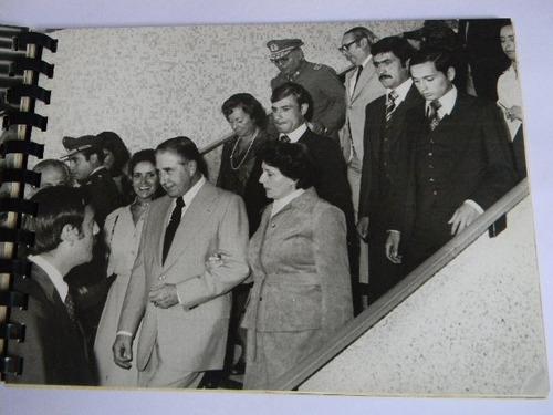 metro de santiago fotos 1978 inauguración linea 2 pinochet