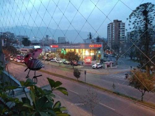 metro irarrázaval - barrio italia