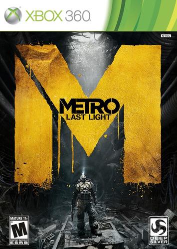 metro last light xbox 360 acepto cambios gxa