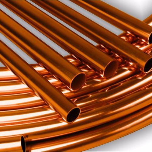 metro lineal de caño de cobre 1/4 0.8mm  refrigeración split