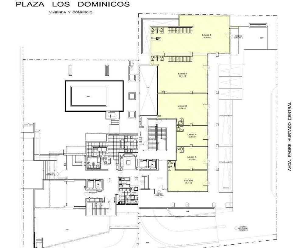metro los dominicos