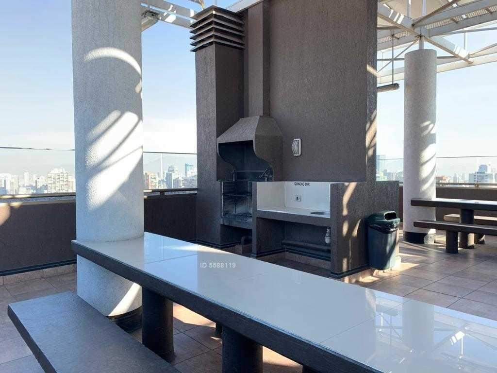 metro parque bustamante - impecable departamento de 2 dormitorios y 1 baño, incluye bodega