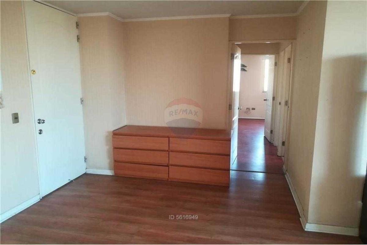 metro parque o'higgins / 3 dormitorios