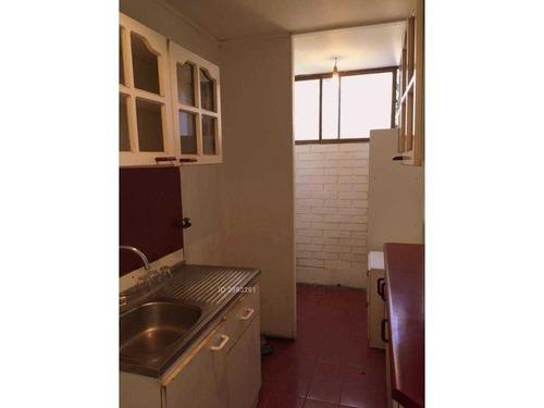metro rojas magallanes / depto en condominio