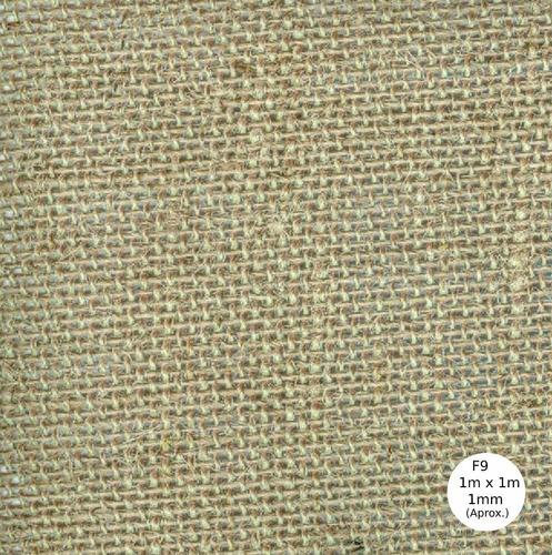 metro tecido de juta tela de juta fechada 1 metro x  1 metro