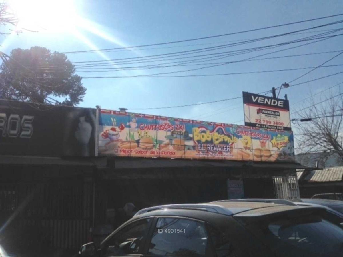 metro trinidad - av. vicuña mackenna / a