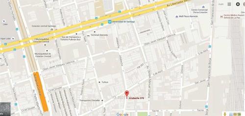 metro universidad de santiago