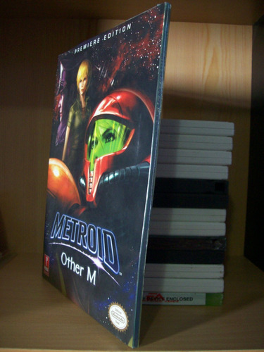 metroid: other m: prima official game guide