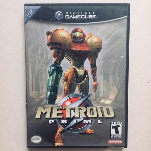 metroid prime (gamecube)