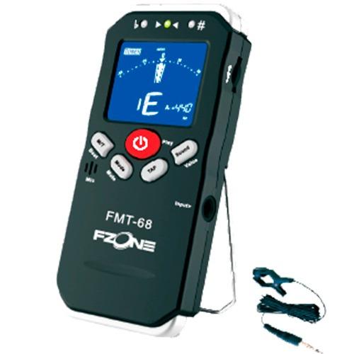metronomo, afinador fmt-68 fzone - electronica winners