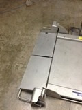 mettler toledo 2888, 1000 lbs deckmate, all stainless portab