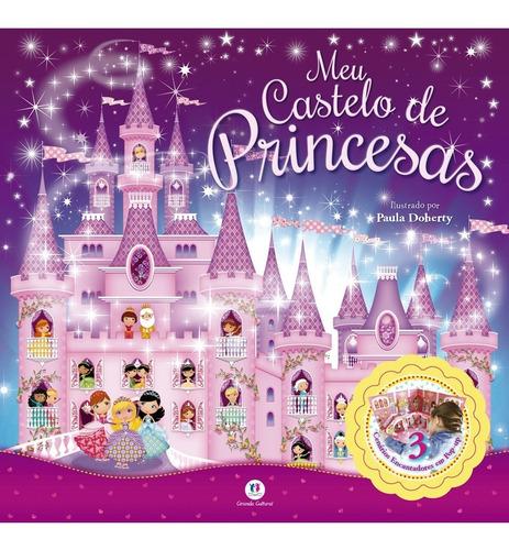 meu castelo de princesa - ciranda cultural