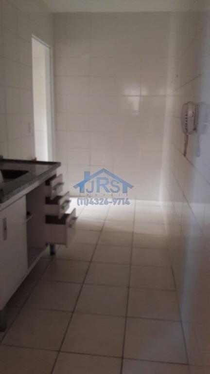 meu lar cury apartamento com 2 dormitórios à venda, 46 m² por r$ 180.000 - jardim são luiz - jandira/sp - ap2274