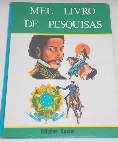 meu livro de pesquisas  volume 3  história