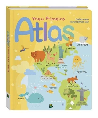 meu primeiro atlas