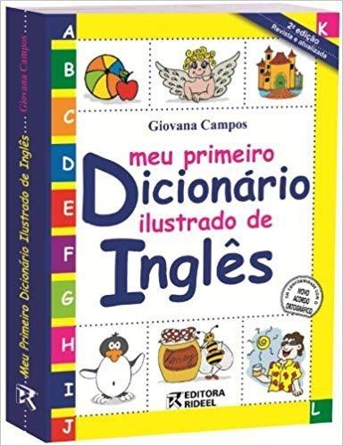 meu primeiro dicionario ilustrado de ingles