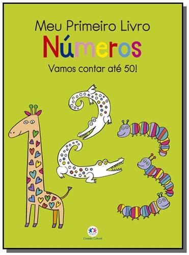 meu primeiro livro - numeros