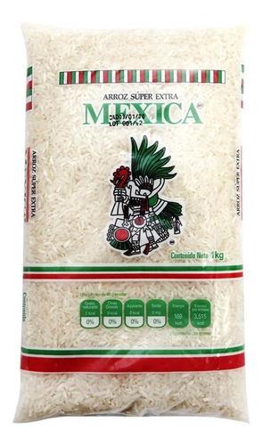 mexica arroz tipo sinaloa bolsa 1 kg