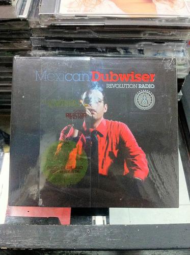 mexican dubwiser revolution radio cd1 y cd2 (2012) nuevo
