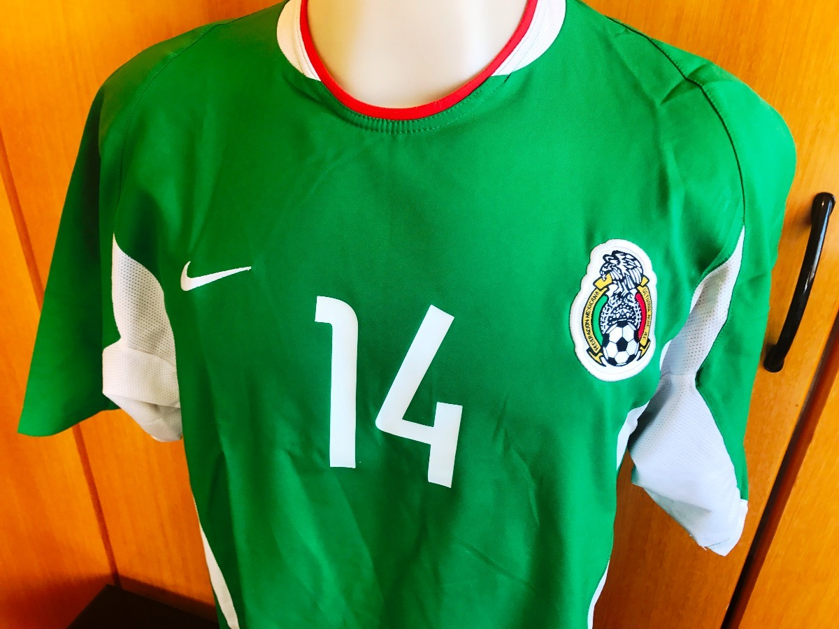 México   14 Nike - Ano 2003 - R  349 1e7204523492c