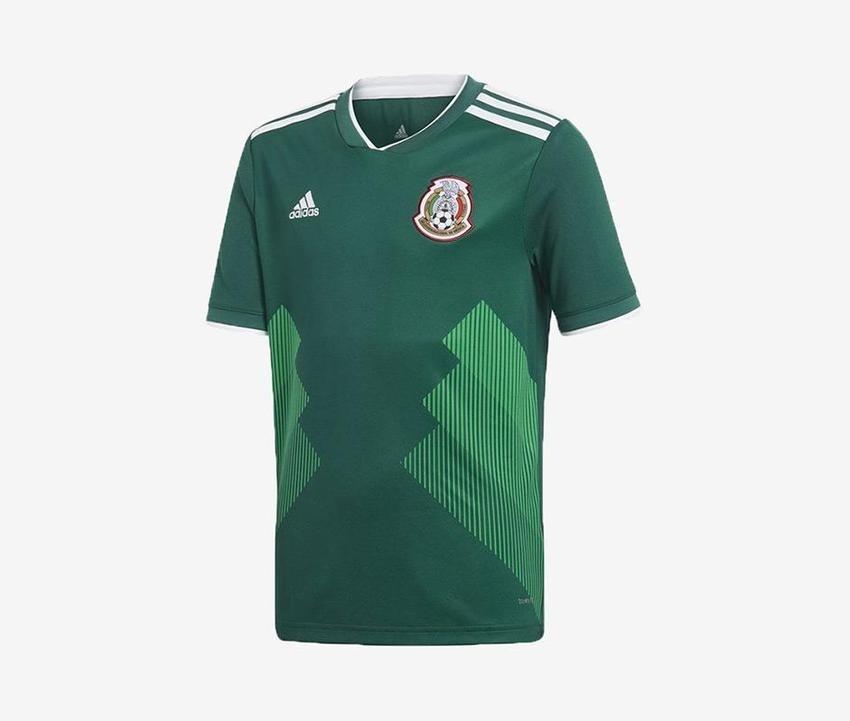 Nueva Camiseta Mexico 2018 Original Mundial Rusia -   1.250 4e243ac71da85