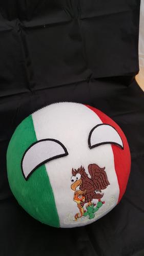 mexico ball 16  peluche