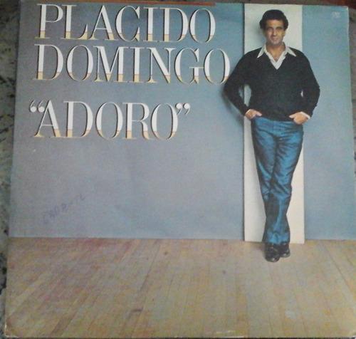 mexico canciones populares, placido domingo en adoro, import