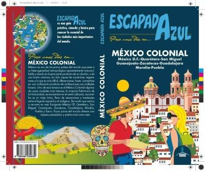 méxico colonial(libro viajes)