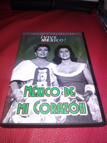 mexico de mi corazón / lucha villa / lola beltrán / garces