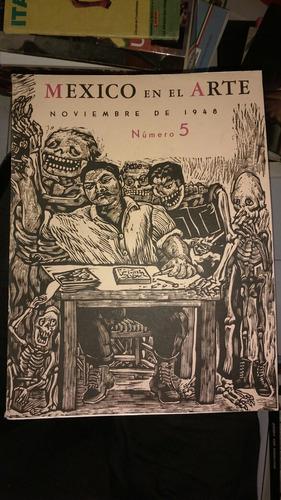 mexico en el arte noviembre de 1948 número 5