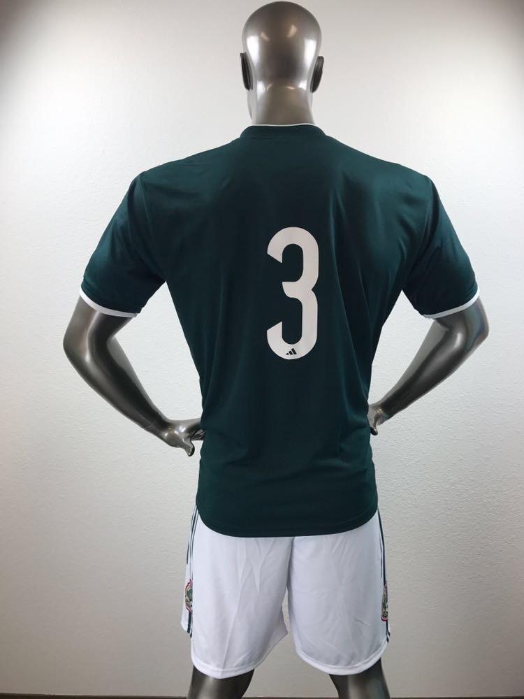 mexico local uniforme futbol jersey playera personalizada. Cargando zoom. b15c600be11c8