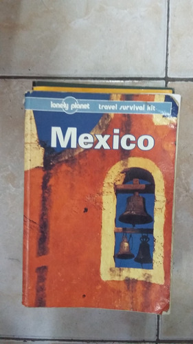 mexico - lonely planet - travel survival kit