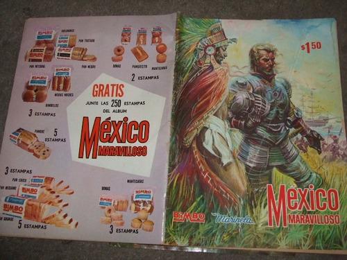mexico maravilloso (bimbo)